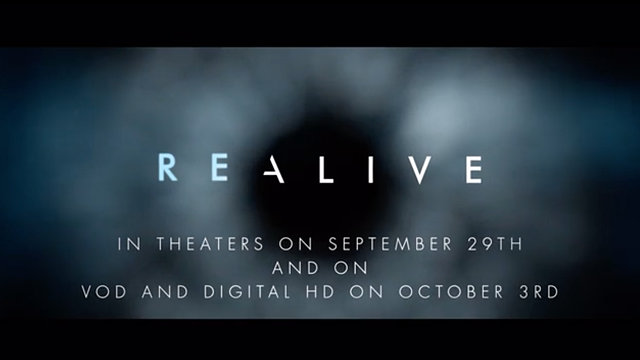 "First Look: Syfy Films' ""Realive"""
