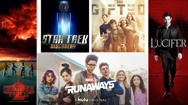 Geek Talk: Fall TV and Movies What we're looking forward to watching this Fall