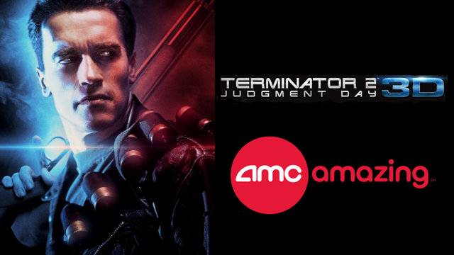 """Terminator 2: Judgment Day"": New 4K 3D Version in AMC Theaters"