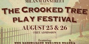 """<span class=""""entry-title-primary"""">Roustabout Performances at Crooked Tree Play Festival</span> <span class=""""entry-subtitle"""">A series of original drama, horror and comedy plays, free to enjoy</span>"""
