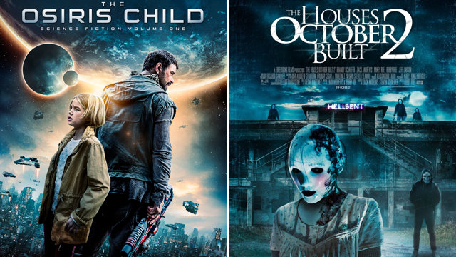 Fall 2017: Scifi and Horror Movie Preview