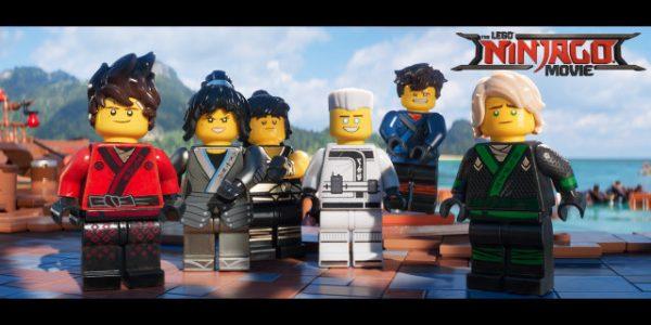 LEGO Ninjago Movie (2017)