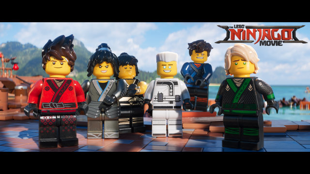 LEGO Ninjago Movie (2017)