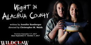 "<span class=""entry-title-primary"">Horror On Stage: ""Night in Alachua County""</span> <span class=""entry-subtitle"">Bringing horror to life, with live audiences</span>"