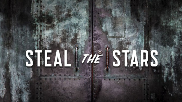 """Steal the Stars"": Scifi Noir Audio Drama Forbidden love, a crashed UFO, an alien body, and an impossible heist"