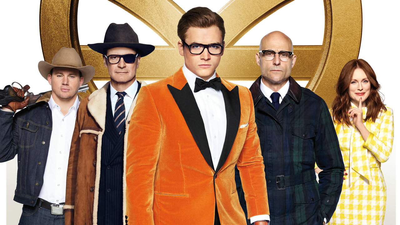 """Kingsman: The Golden Circle"" Entertains, but Falls Short The sequel is as fun and over the top as the first, but misses total engagement"