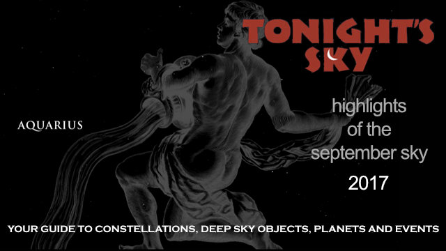 Tonight's Sky: September 2017 Video Guide