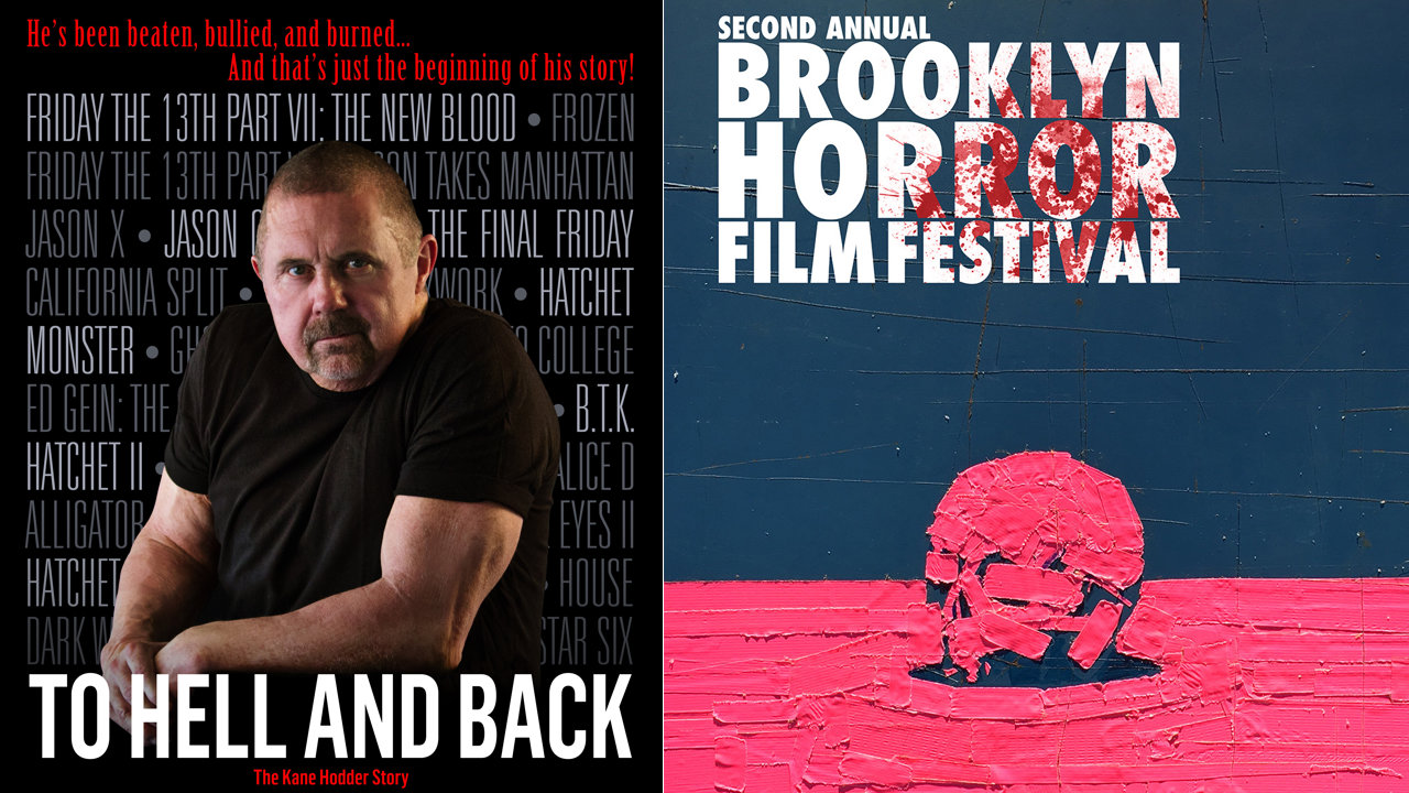 "Indie Talk: ""To Hell and Back: The Kane Hodder Story"" Reviewing and discussing the documentary about original Jason"