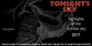 Tonight's Sky: October 2017