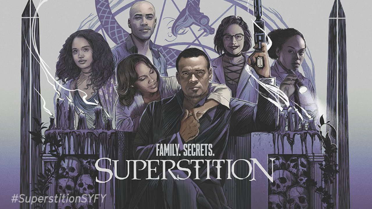 Superstition Season 1