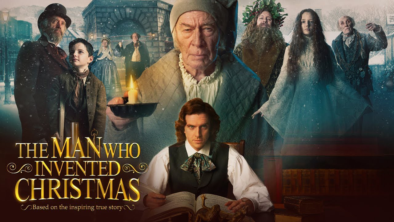 """The Man Who Invented Christmas"" Showcases An Artist's Process & Inspiration"