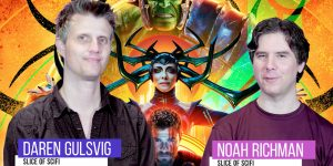 "Reviewing ""Thor: Ragnarok"""