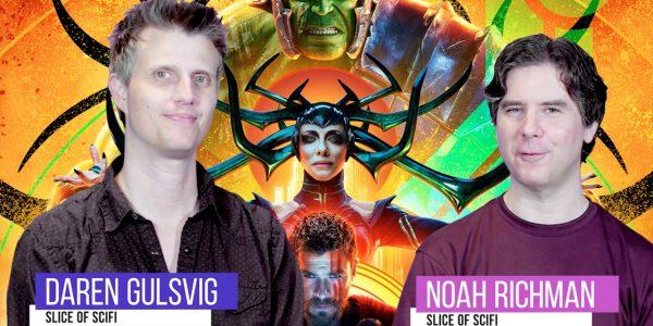 "Reviewing ""Thor: Ragnarok"""
