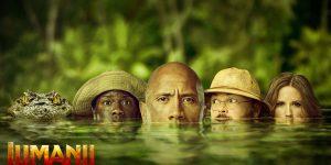 """""""Jumanji: Welcome to the Jungle"""": A Fresh, Funny Update"""