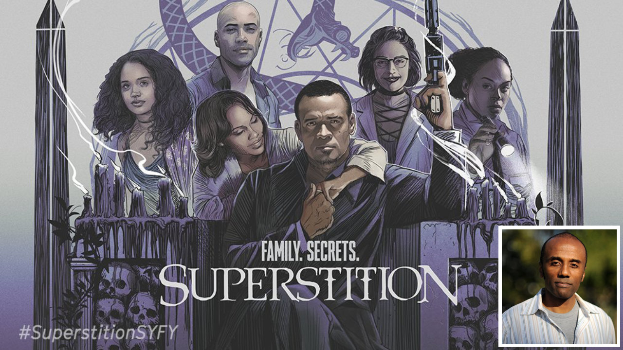 """Superstition"": Joel Thompson Builds Family & Folklore Digging deeper into building the characters & world of a good show"