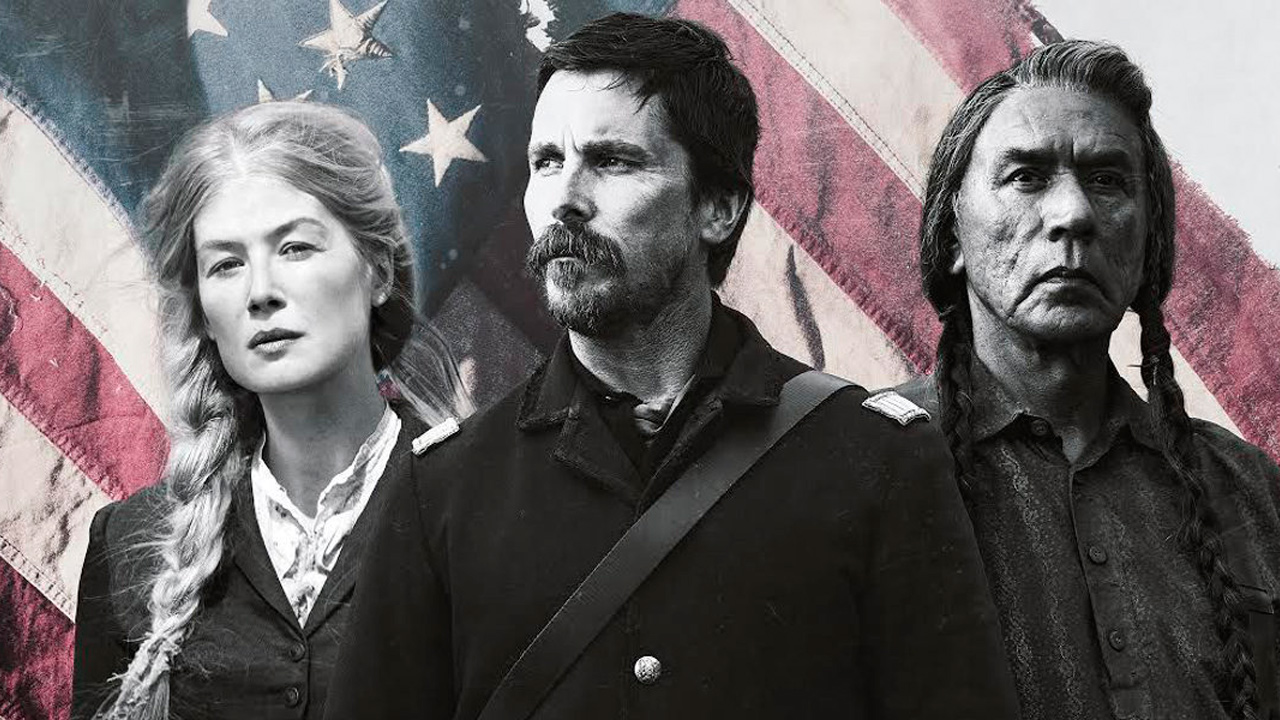 """""""Hostiles"""": A Rich, Emotional Character Study Beautifully shot and acted, the slow pace is worth the time"""