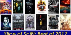 Slice of SciFi: Best of 2017