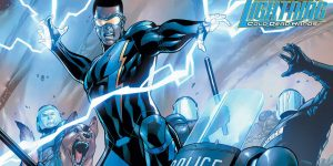 "<span class=""entry-title-primary"">""Black Lightning"": Tony Isabella on His Favorite Character</span> <span class=""entry-subtitle"">What Black Lightning has meant & stood for through the years</span>"