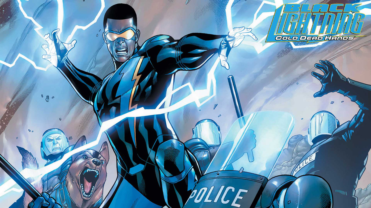 """<span class=""""entry-title-primary"""">""""Black Lightning"""": Tony Isabella on His Favorite Character</span> <span class=""""entry-subtitle"""">What Black Lightning has meant & stood for through the years</span>"""