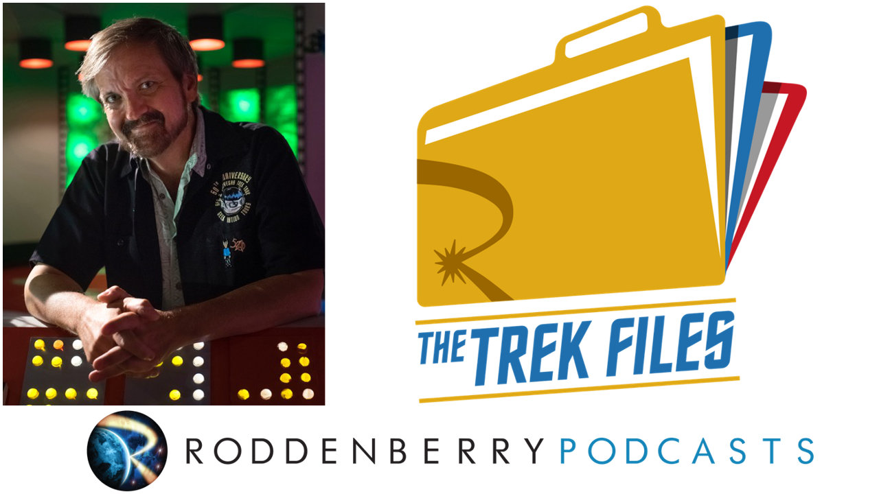 """The Trek Files"": Where No Trek Studies Have Gone Before Exploring the archives of Gene Roddenberry's creations and beyond"