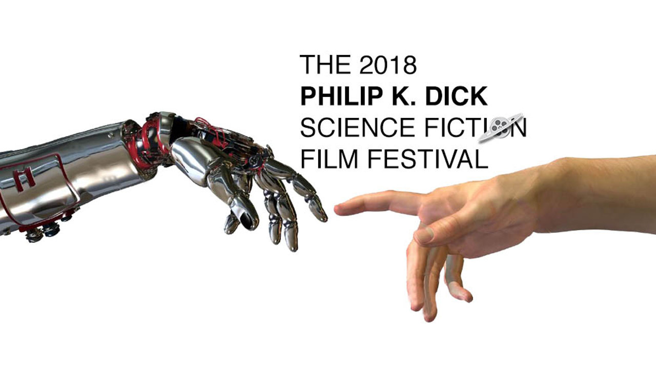 2018 Philip K. Dick Science Fiction Film Festival Featuring Festival Director Daniel Abella and BLACK WAKE Producer Carlos Keyes