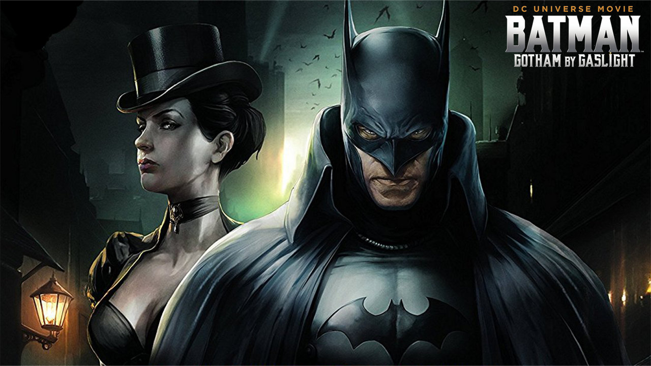 """Batman: Gotham by Gaslight"": A Fun Alternate World Tale"