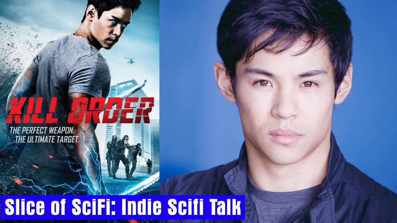 "Indie Scifi: Chris Mark Talks ""Kill Order"" The art of crafting action & thrilling fight scenes"