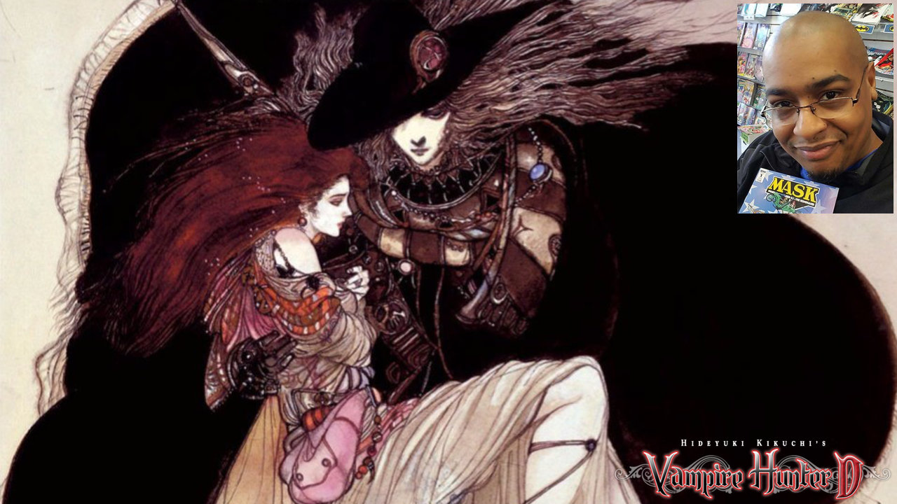 """<span class=""""entry-title-primary"""">""""Vampire Hunter D"""": Brandon Easton Adds to a Franchise</span> <span class=""""entry-subtitle"""">A new graphic novel series, a potential new television series, and more</span>"""