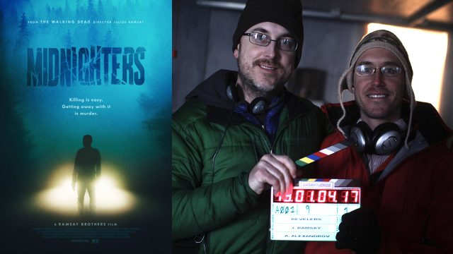 """<span class=""""entry-title-primary"""">Indie Talk: Julius Ramsay on """"Midnighters""""</span> <span class=""""entry-subtitle"""">The director talks about his horror-thriller theatrical debut</span>"""