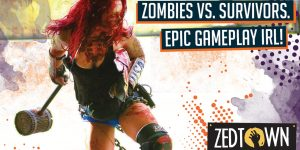 Contest: Fight Your Way Through Zedtown!