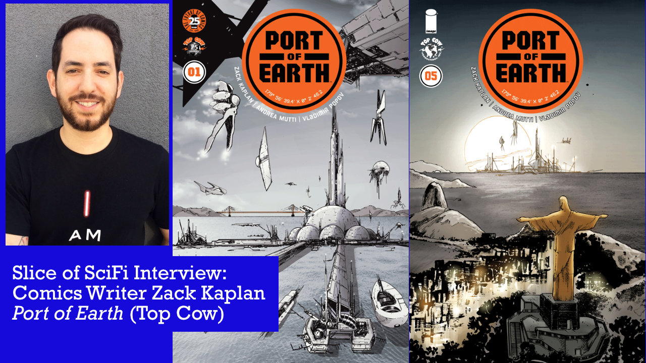 Slice of SciFi 843: Port of Earth