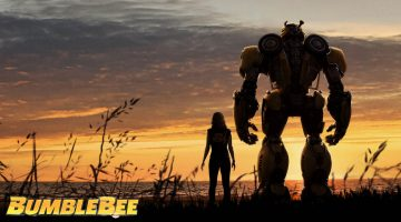 First Look: Bumblebee (2018)