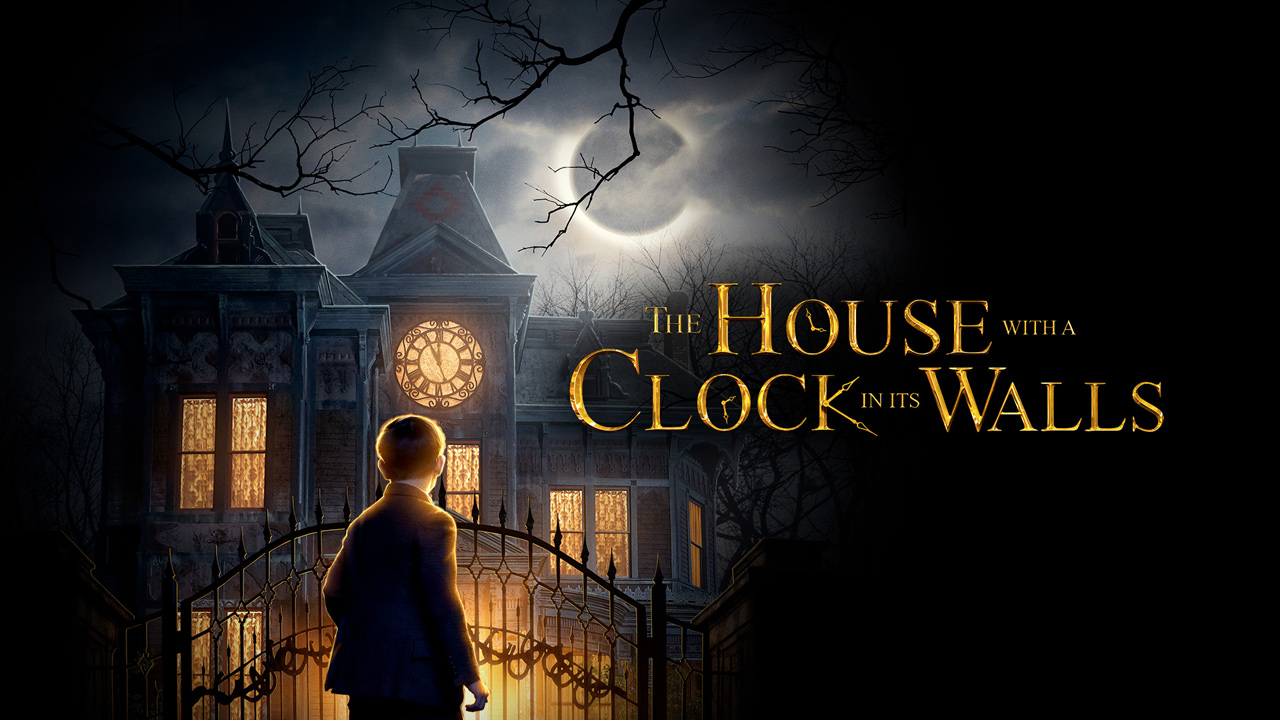 "First Look: ""The House with a Clock in Its Walls"" In theaters September 21 from Amblin Entertainment"