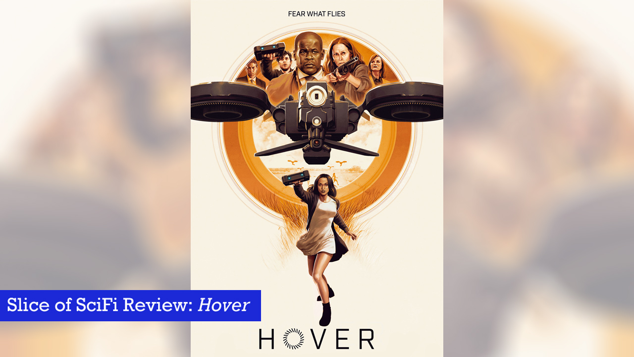 """Hover"": A vision of life after ecological decline A compelling dystopian premise slowed down by uneven pacing"