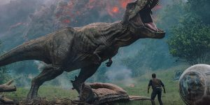 """<span class=""""entry-title-primary"""">The wonder gets lost in """"Jurassic World: Fallen Kingdom""""</span> <span class=""""entry-subtitle"""">When dinosaurs no longer inpire awe</span>"""