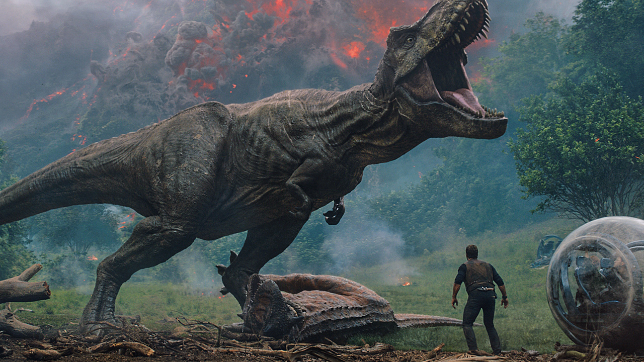 "<span class=""entry-title-primary"">The wonder gets lost in ""Jurassic World: Fallen Kingdom""</span> <span class=""entry-subtitle"">When dinosaurs no longer inpire awe</span>"