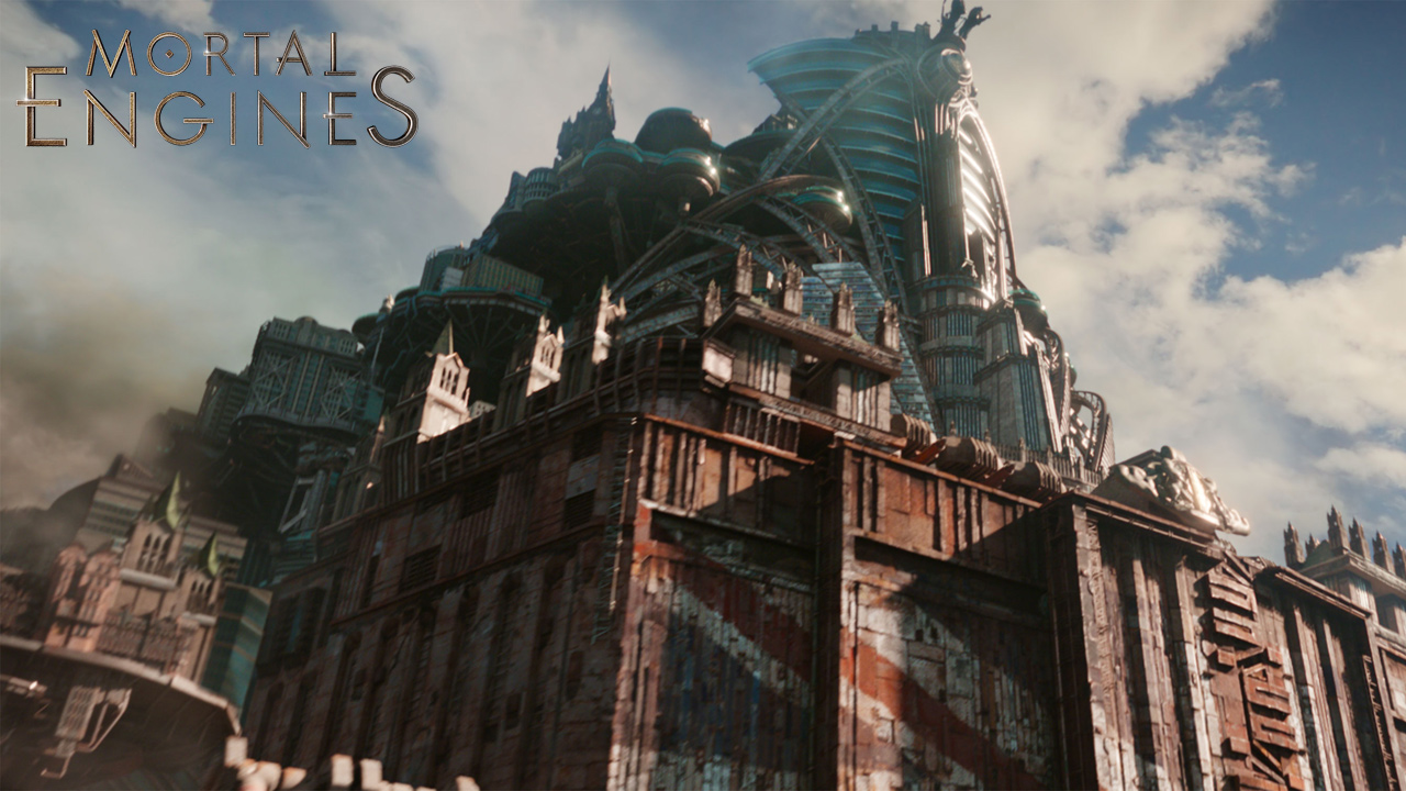 "First Look: ""Mortal Engines"""