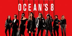 """<span class=""""entry-title-primary"""">""""Ocean's 8"""" glitters, but doesn't quite dazzle</span> <span class=""""entry-subtitle"""">The new take on the revenge heist doesn't quite hit all the high notes</span>"""