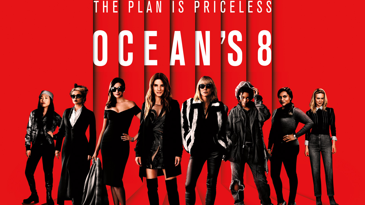 """Ocean's 8"" glitters, but doesn't quite dazzle The new take on the revenge heist doesn't quite hit all the high notes"