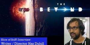 Slice of SciFi 848: Haz Dulull