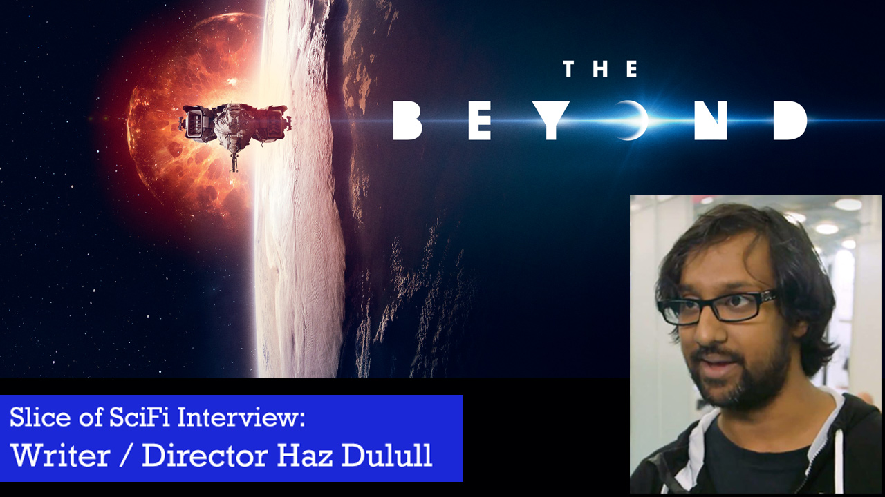 """The Beyond"": Haz Dulull on making the movies he wants to see The VFX specialist makes his own films and designs his own VFX"