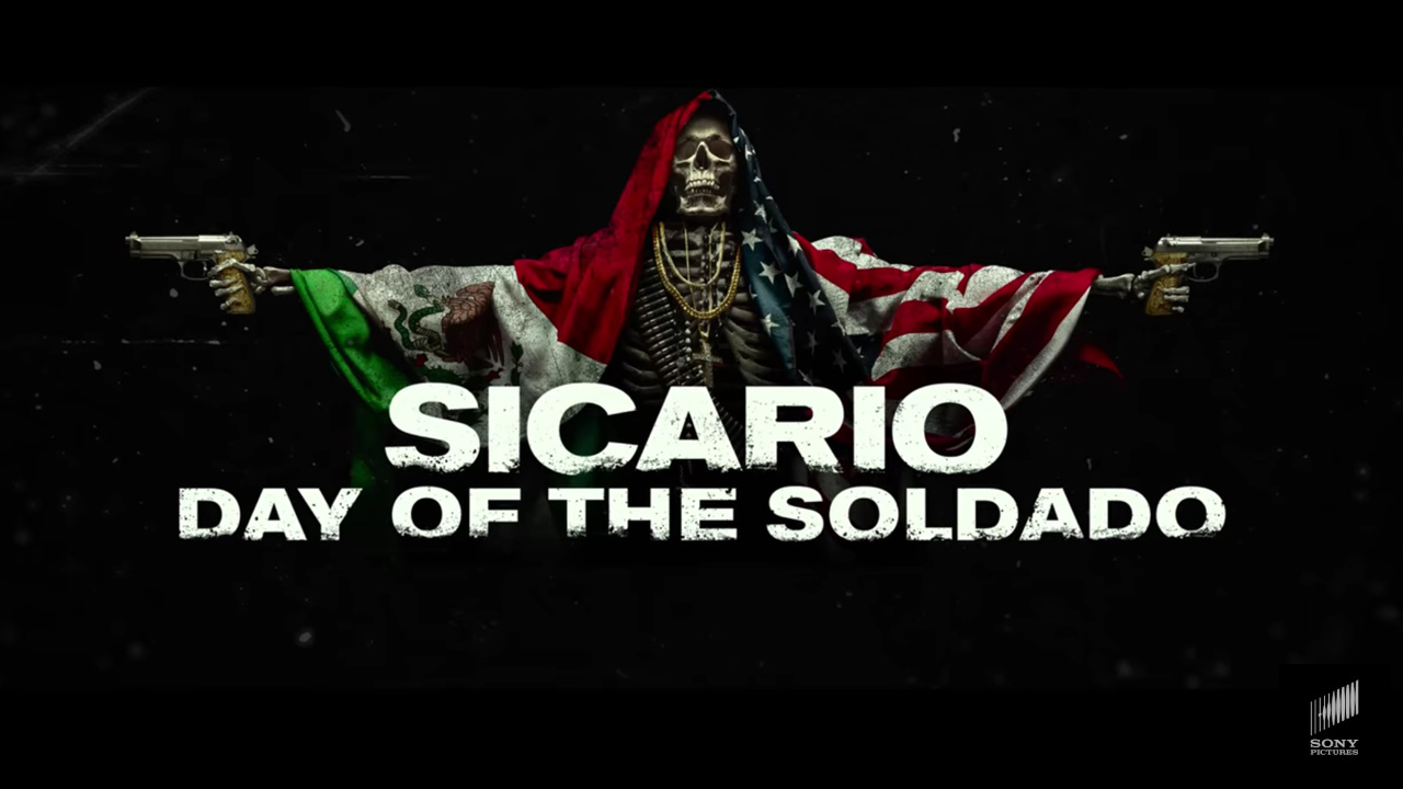 """Sicario: Day of the Soldado"" lacks the original's bite"