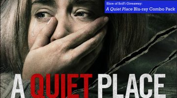 "Win ""A Quiet Place"" on Blu-ray"