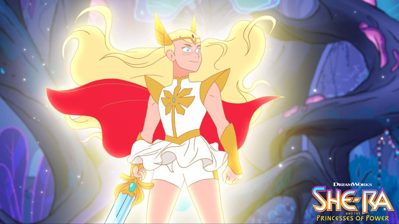 "Coming to Netflix: ""She-Ra and the Princesses of Power"""