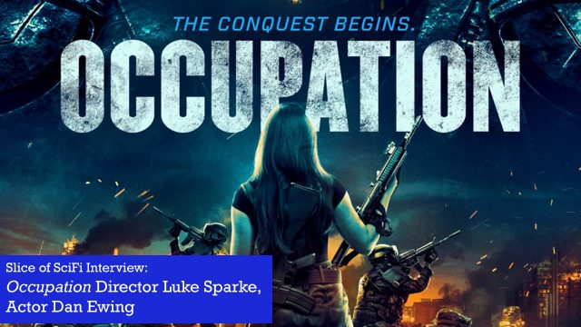 "<span class=""entry-title-primary"">Indie Movie Talk: ""Occupation""</span> <span class=""entry-subtitle"">The writer/director and lead actor talk about their new alien invasion action film</span>"