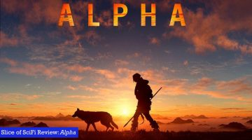 """Alpha"" is a memorable trip through an ancient time and place"