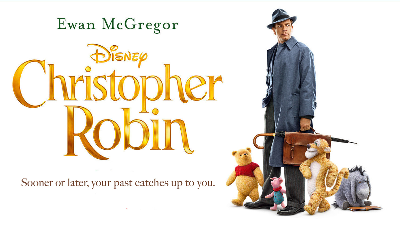 "Pooh and friends elevate ""Christopher Robin"" An enjoyable, engaging family film"