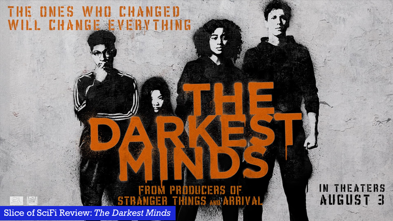 """The Darkest Minds"" is a fine but flawed dystopian fable"
