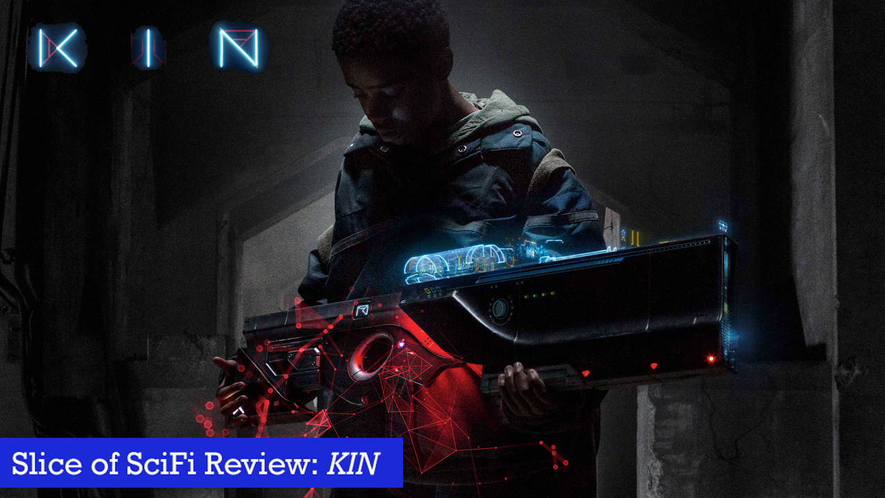 """KIN"" combines family drama and scifi intrigue"