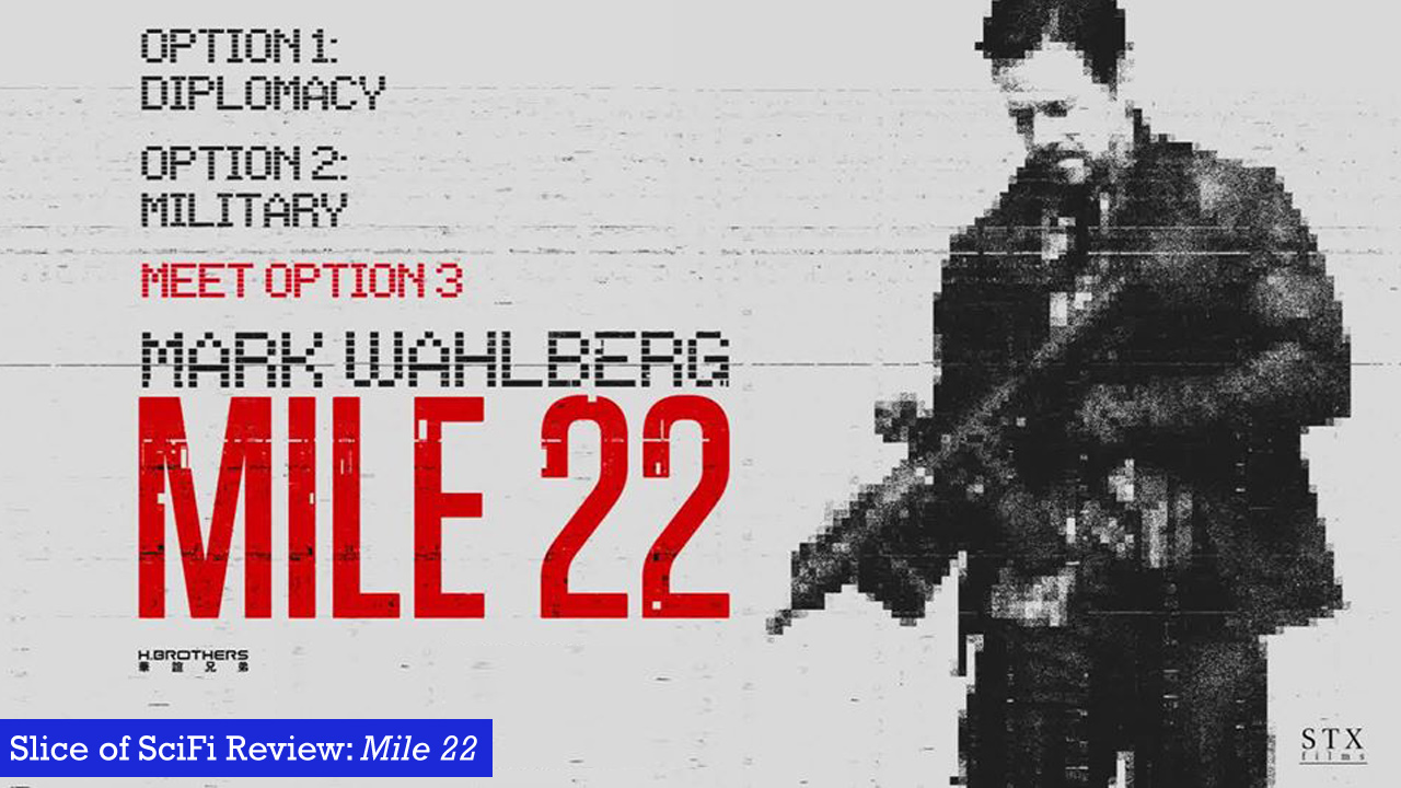 """Mile 22"" is a rip-roaring action showcase Mark Wahlberg shines, playing to his strengths"